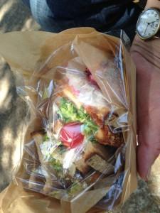 RiRのサンドイッチ
