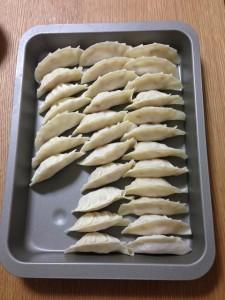 コロッケ餃子