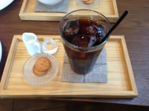 cocoroアイスコーヒー