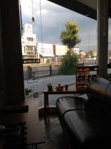 cocoro窓からの景色
