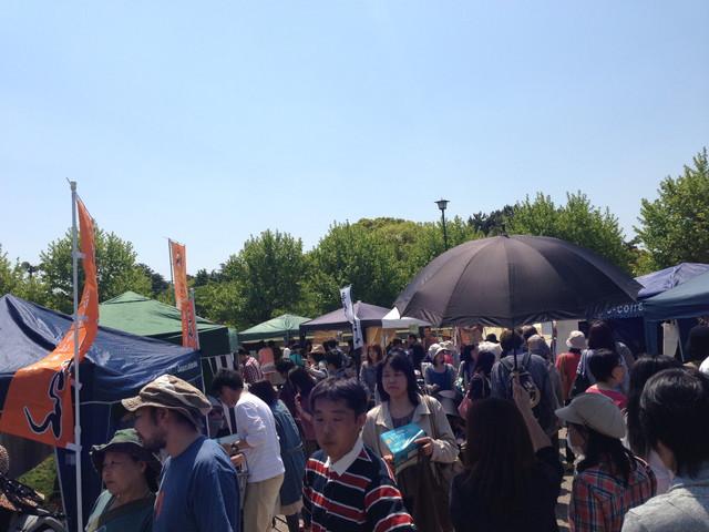 名古屋ビーガングルメ祭り会場その2