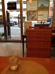 Cafe PAHANA店内