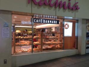 カフェ デンマルク