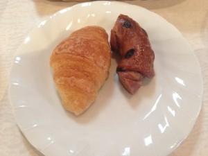 第二弾のパン