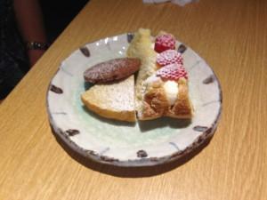 モフォンのケーキ