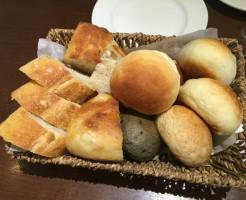 パンのバケット