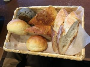 パンのバゲット