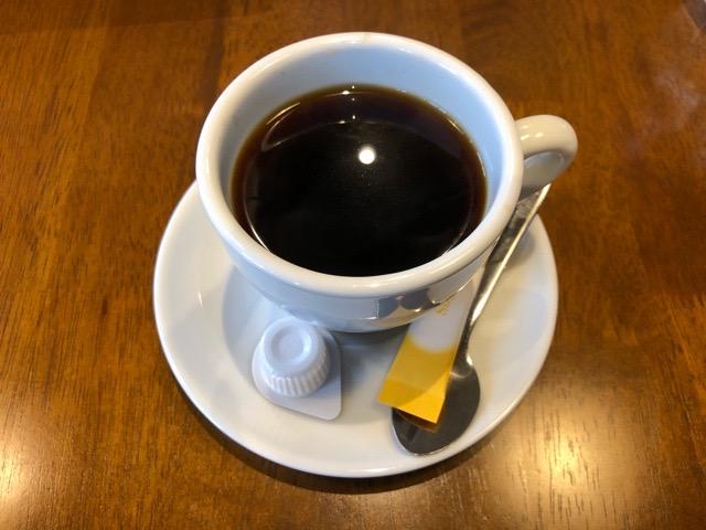 ハレパン ホットコーヒー